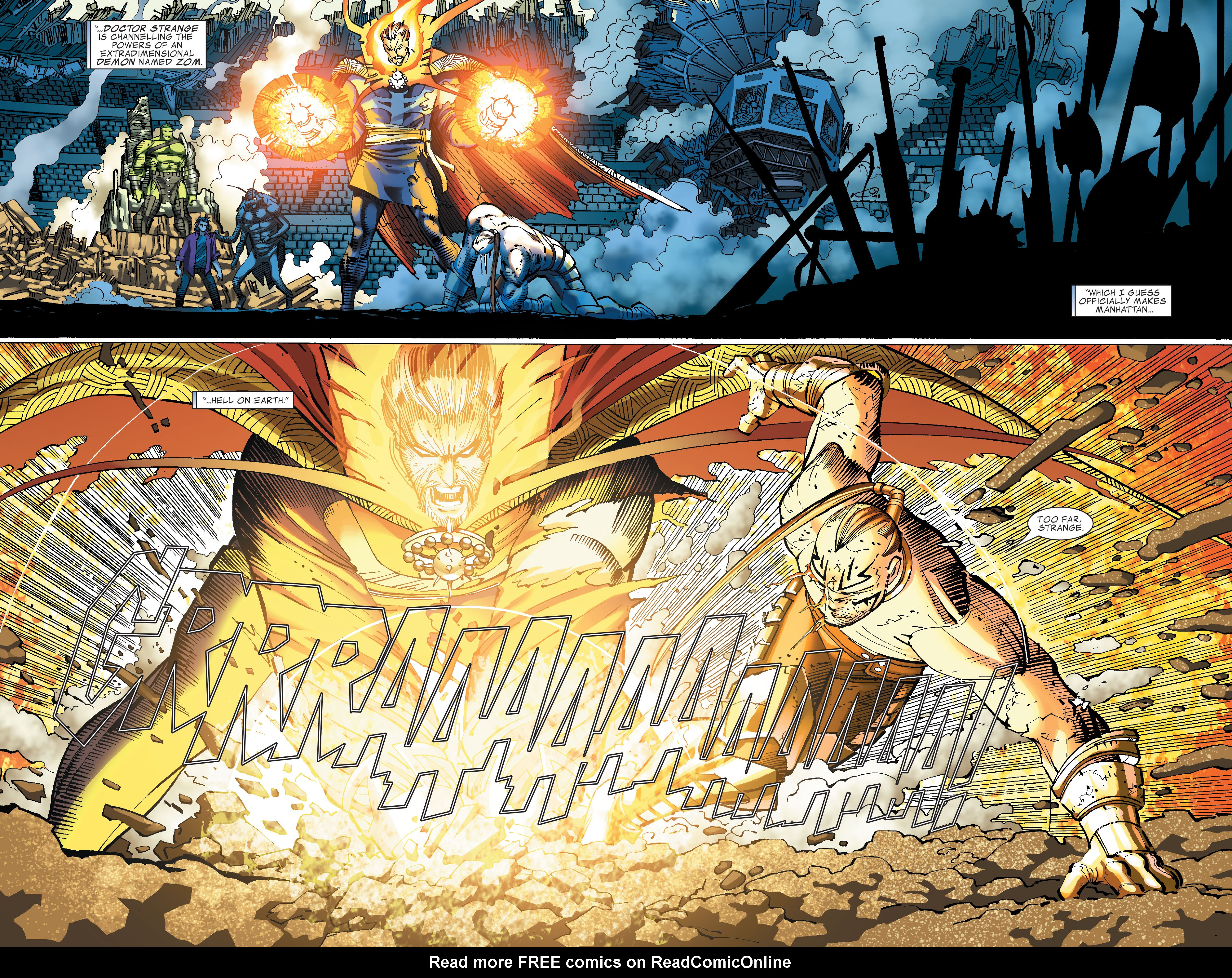 Read online World War Hulk comic -  Issue #4 - 3