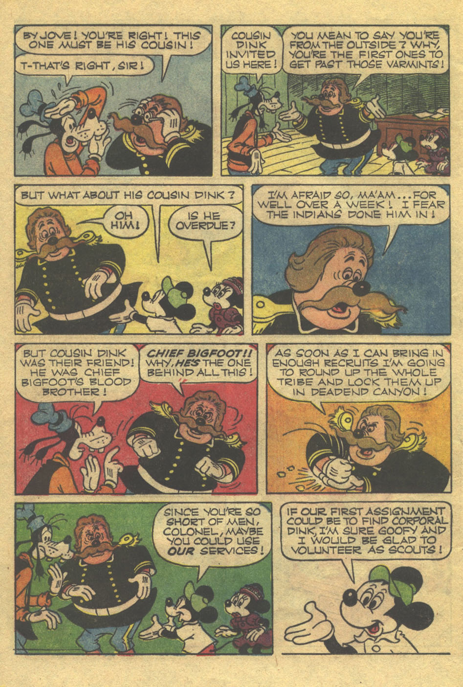 Walt Disney's Comics and Stories issue 354 - Page 29