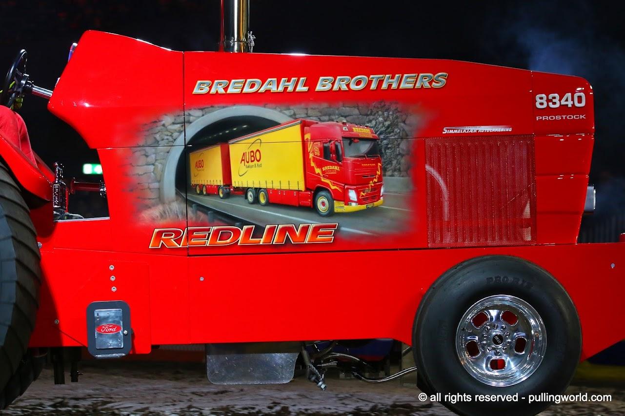 Tractor Pulling News - Pullingworld com: The new Bredahl