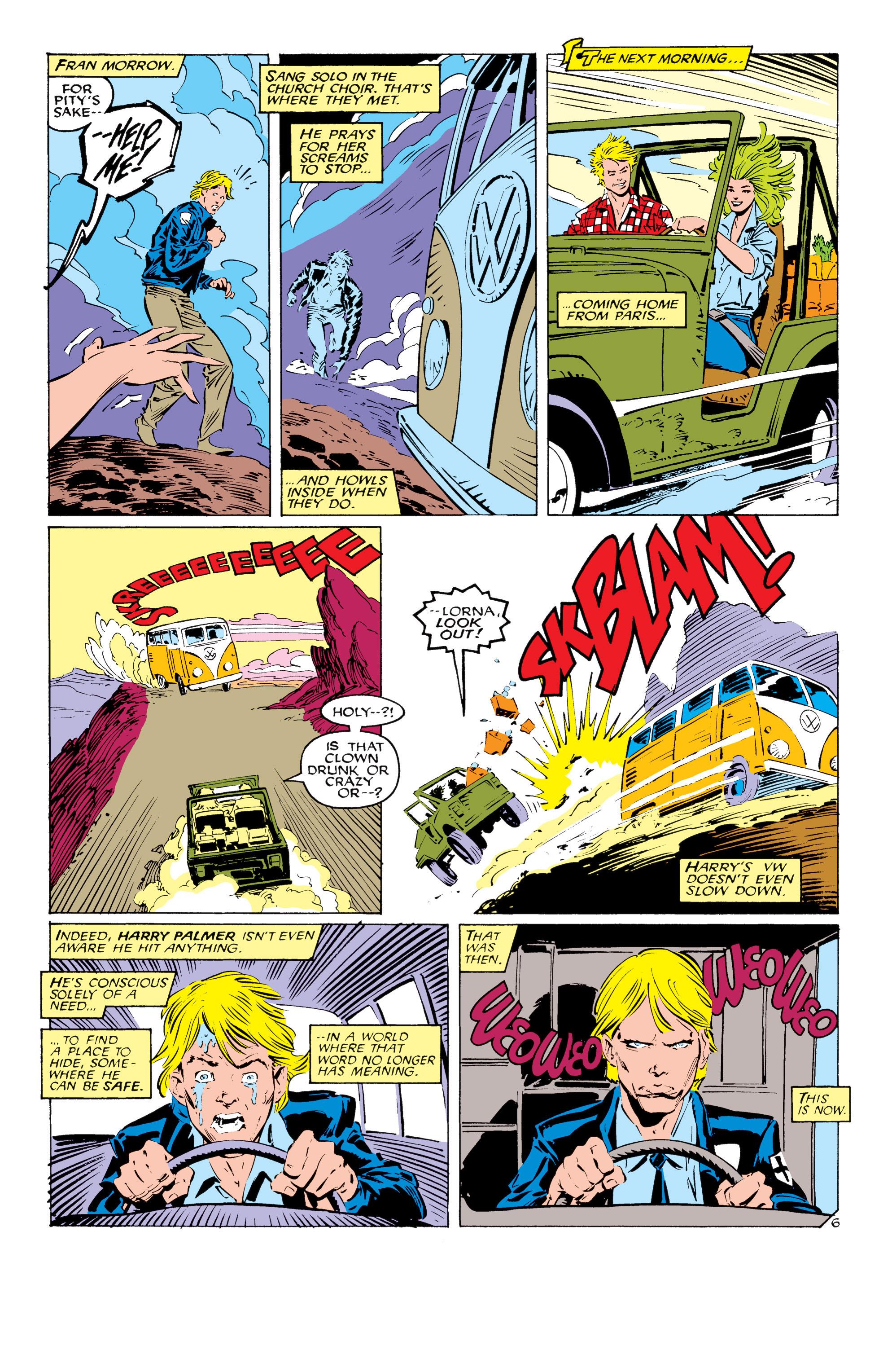 Read online Uncanny X-Men (1963) comic -  Issue #232 - 7