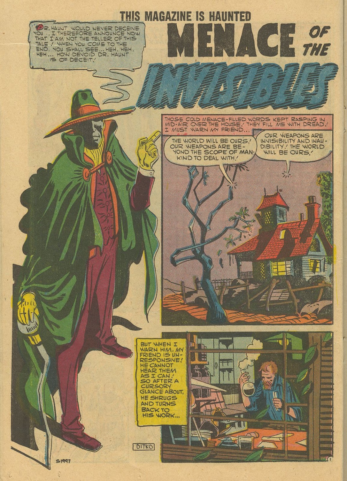 Read online This Magazine Is Haunted comic -  Issue #13 - 14