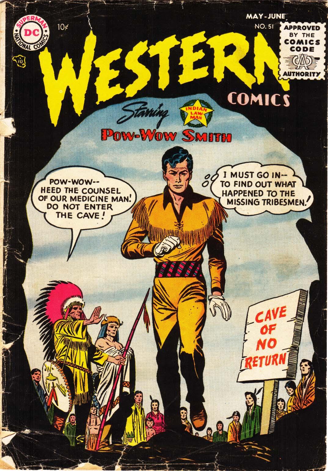 Western Comics 51 Page 1