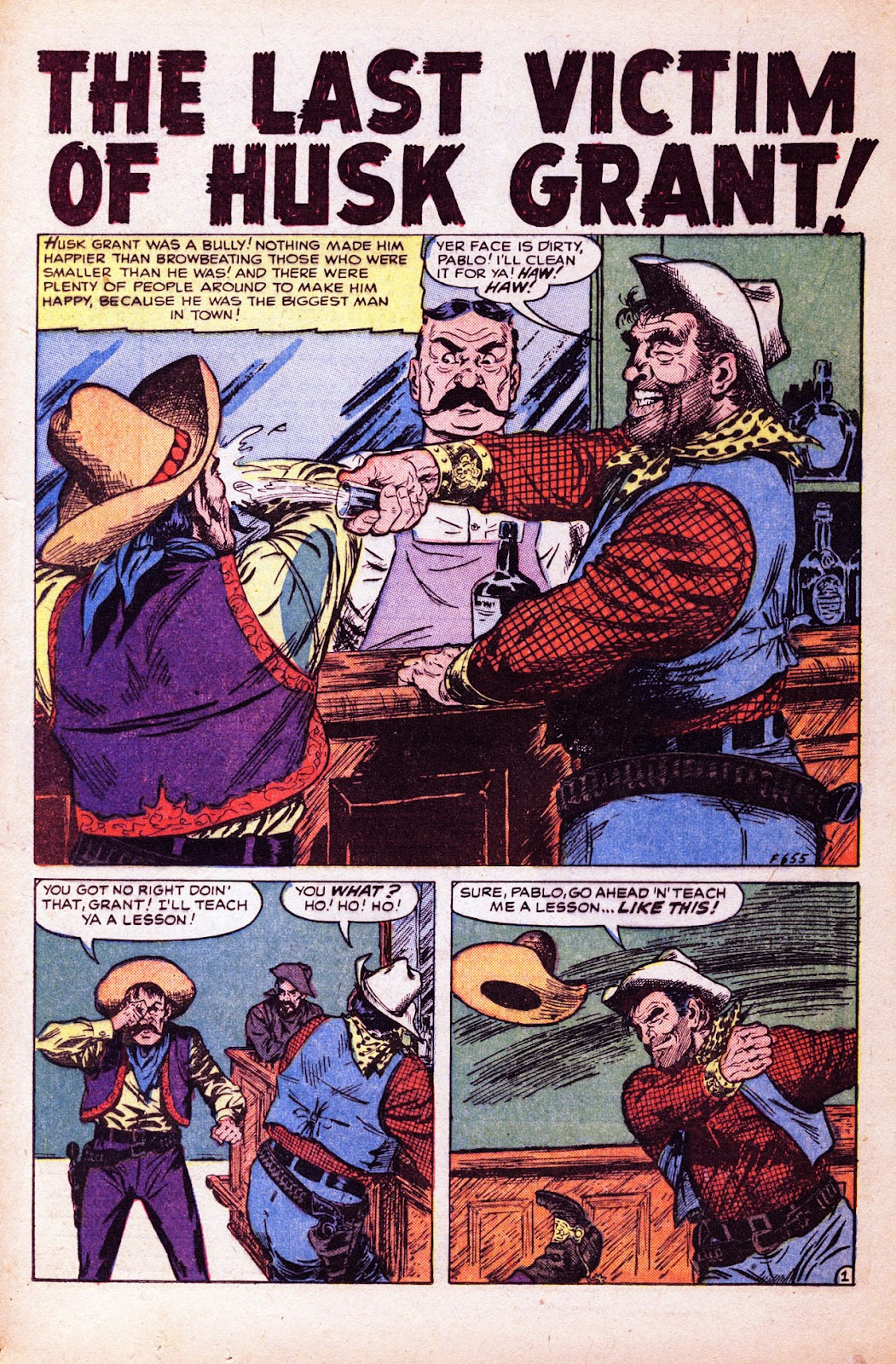 The Rawhide Kid (1955) issue 2 - Page 20