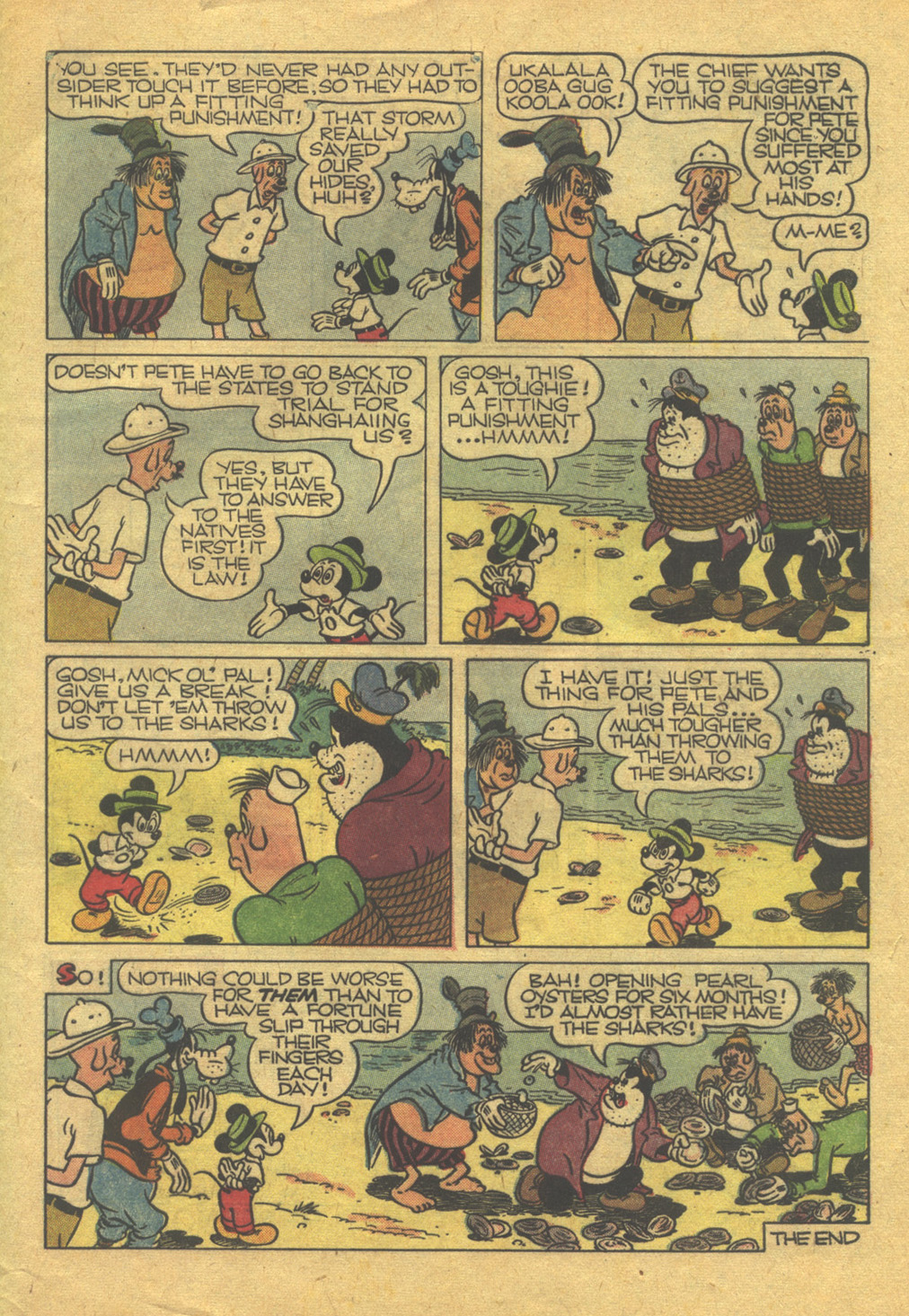 Walt Disney's Comics and Stories issue 216 - Page 33