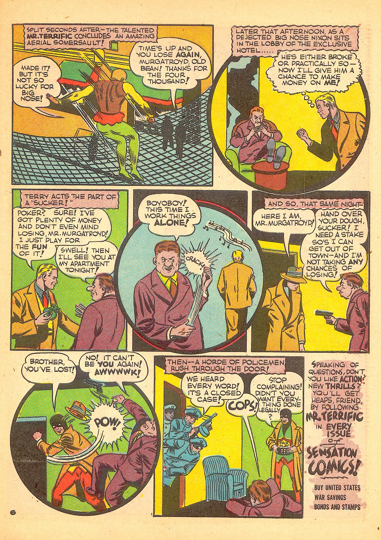 Read online Sensation (Mystery) Comics comic -  Issue #25 - 47