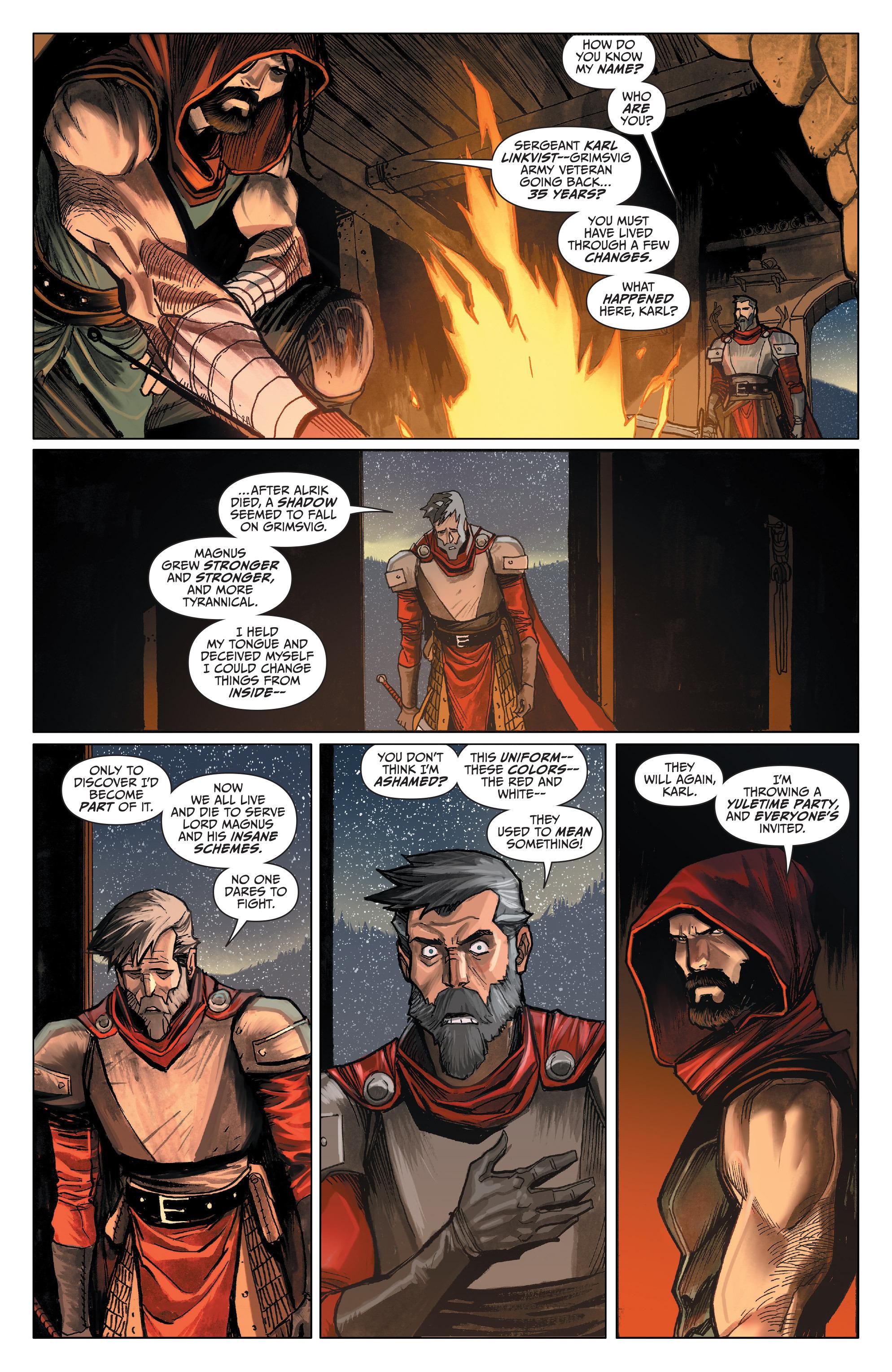 Read online Klaus comic -  Issue #4 - 25