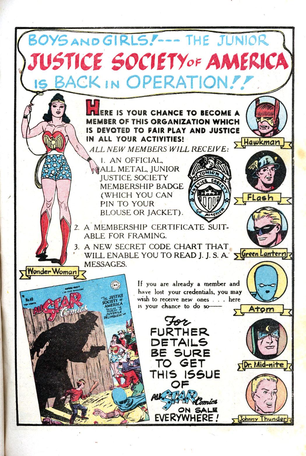Comic Cavalcade issue 26 - Page 47