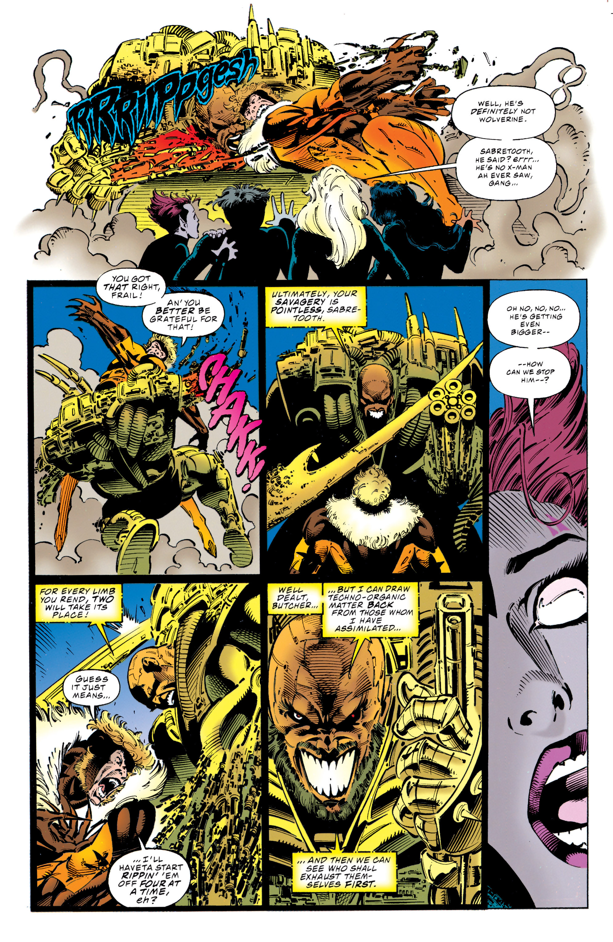 X-Men (1991) 37 Page 10