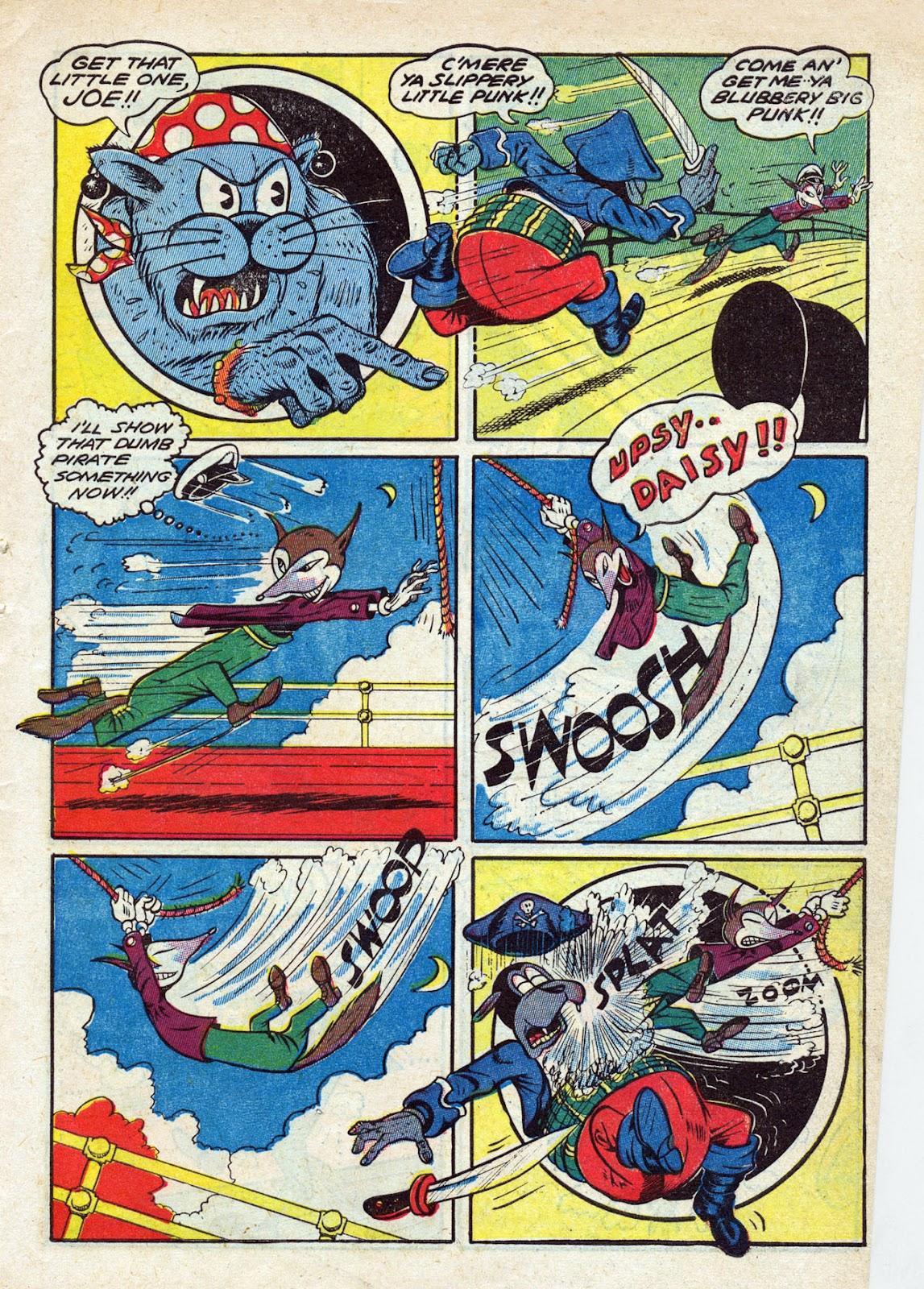 Read online Comedy Comics (1942) comic -  Issue #13 - 54