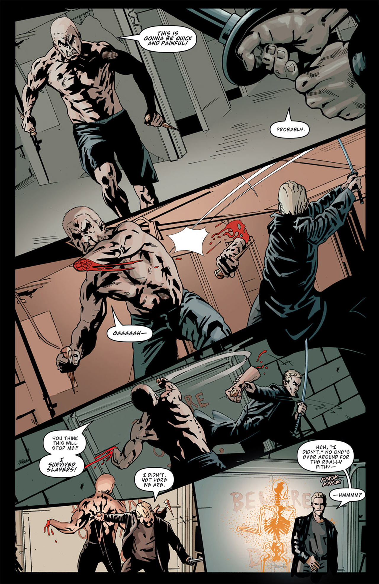 Read online Angel: After The Fall comic -  Issue #13 - 6