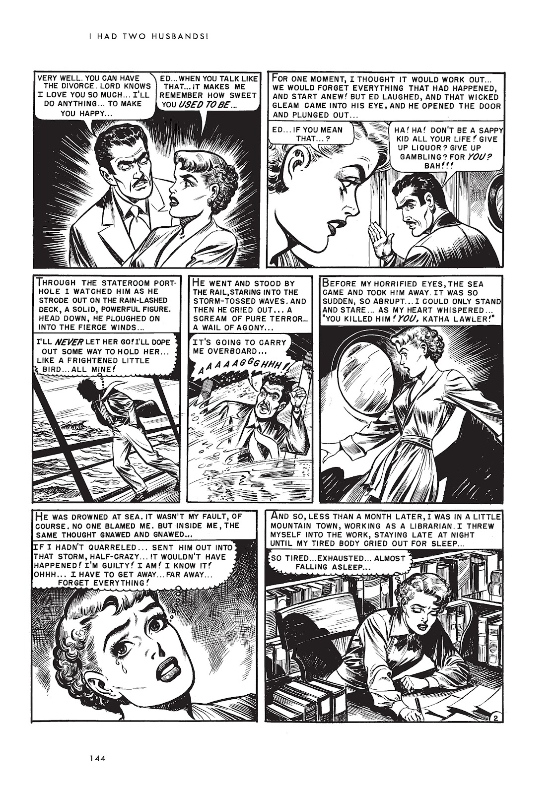 Read online The Martian Monster and Other Stories comic -  Issue # TPB (Part 2) - 59