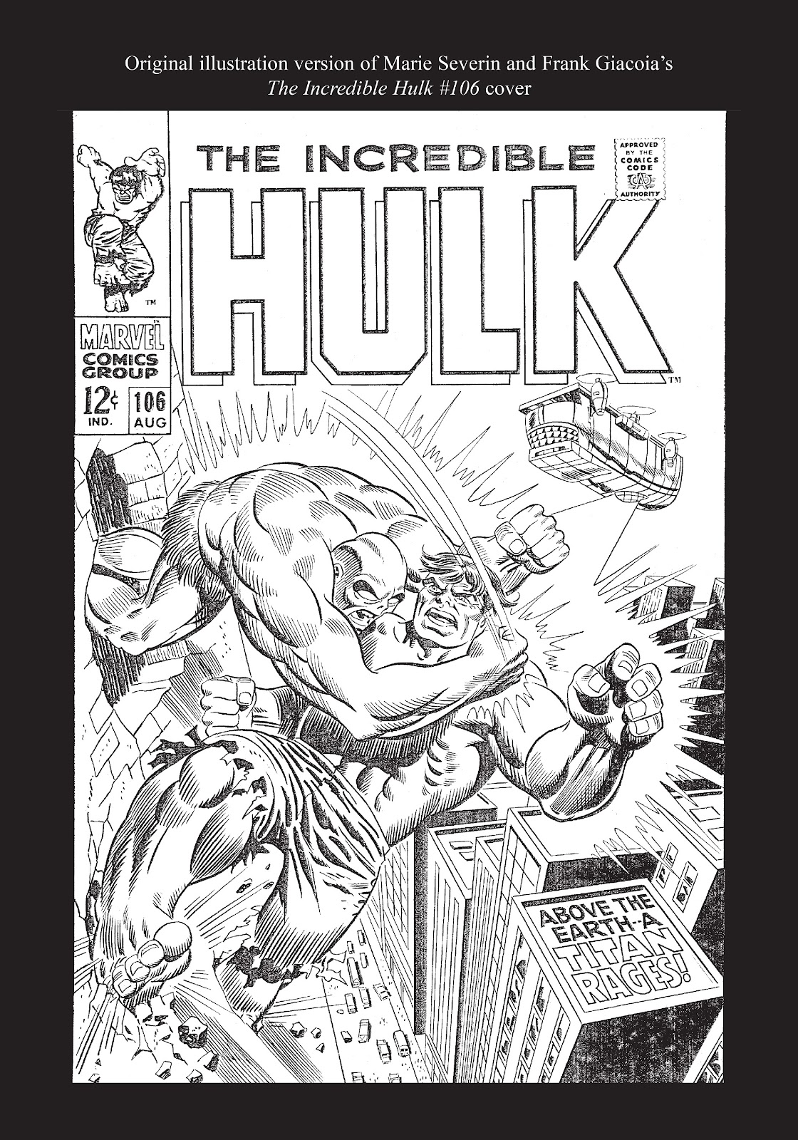 Read online Marvel Masterworks: The Incredible Hulk comic -  Issue # TPB 4 (Part 3) - 33