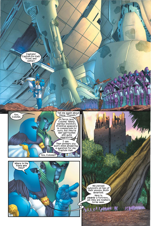 Captain Marvel (2002) Issue #3 #3 - English 4