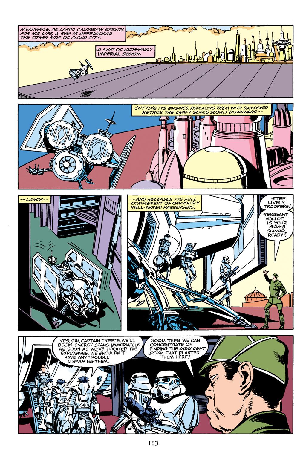 Read online Star Wars Omnibus comic -  Issue # Vol. 16 - 161