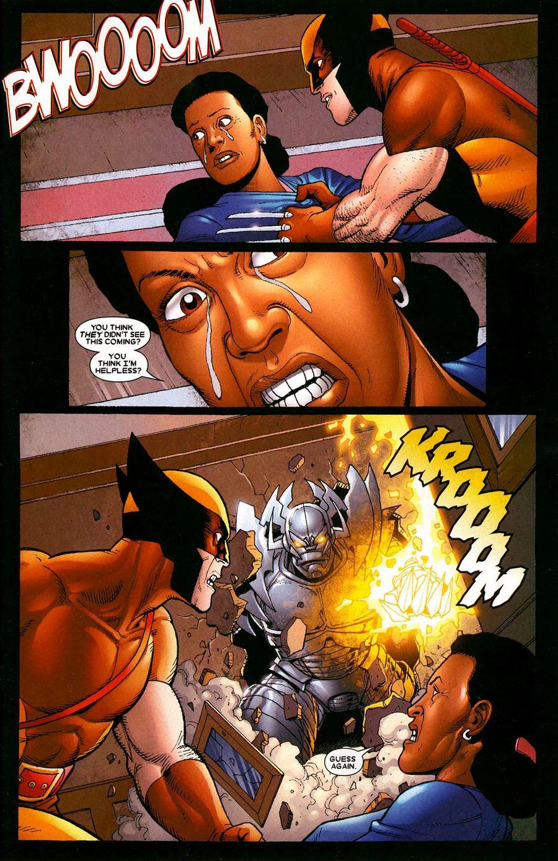 Read online Wolverine: Origins comic -  Issue #1 - 17