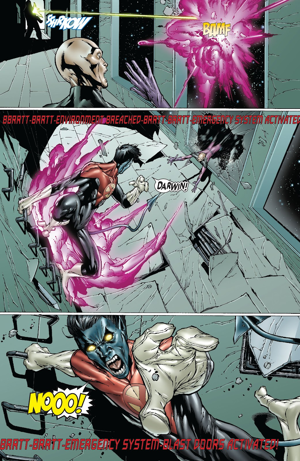 Uncanny X-Men (1963) issue 478 - Page 10