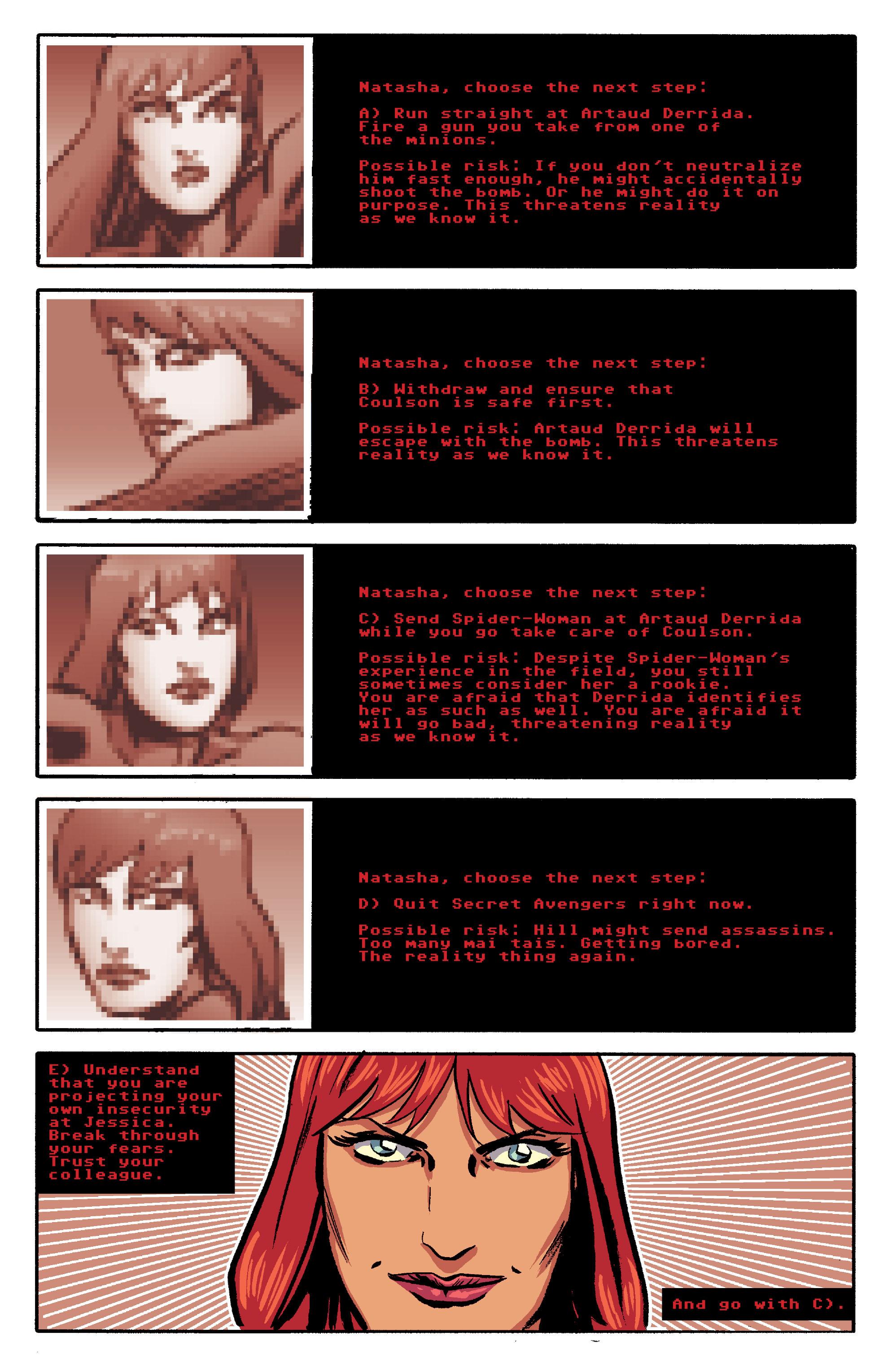 Read online Secret Avengers (2014) comic -  Issue #3 - 10