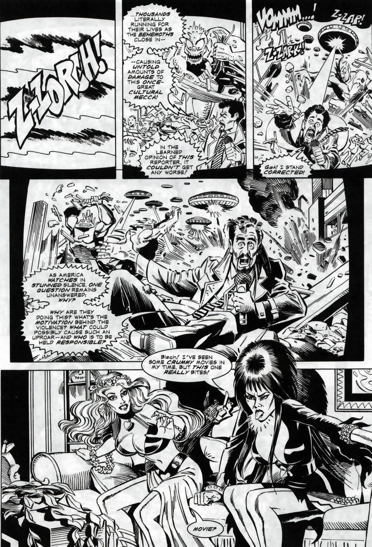 Read online Elvira, Mistress of the Dark comic -  Issue #118 - 20