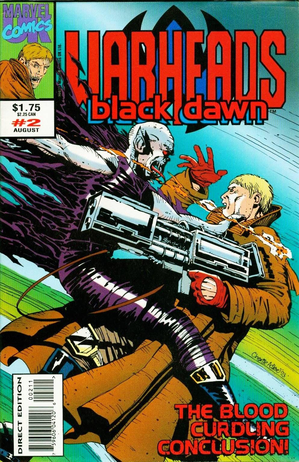 Warheads: Black Dawn 2 Page 1