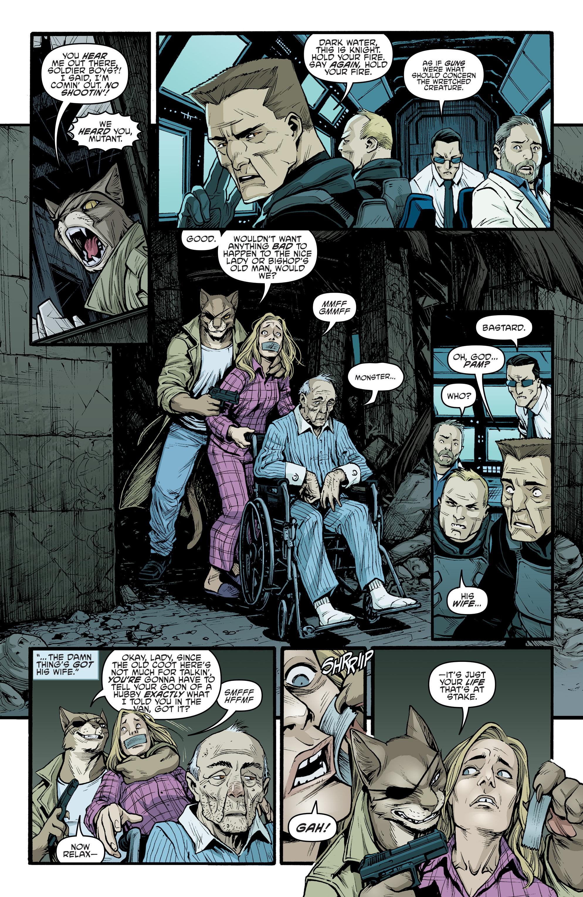 Read online Teenage Mutant Ninja Turtles (2011) comic -  Issue #70 - 5