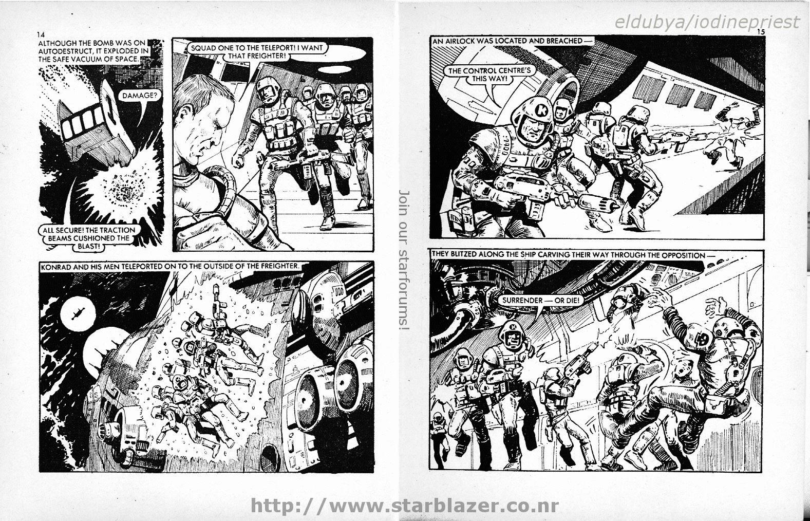 Starblazer issue 119 - Page 9