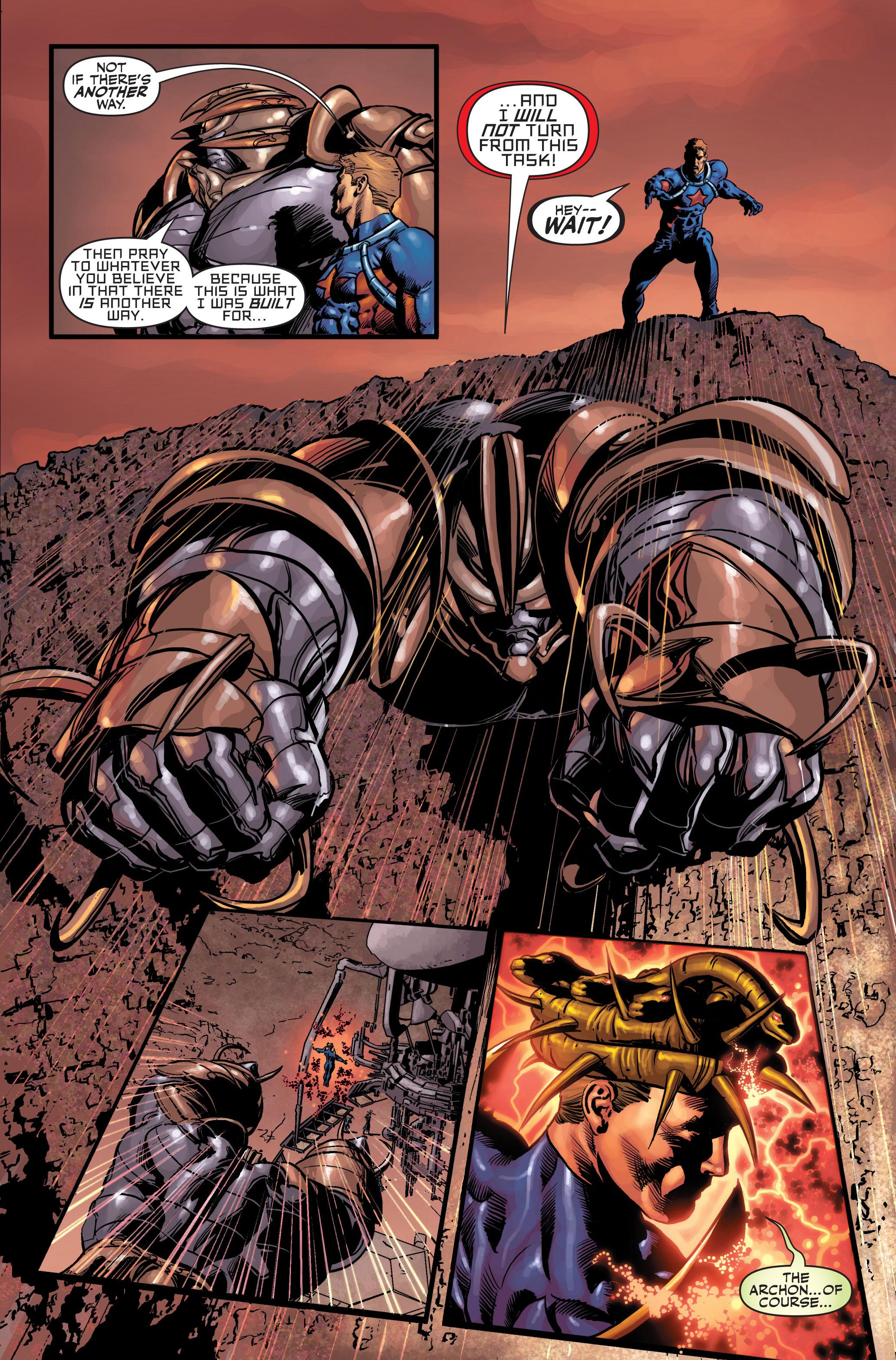 Read online Secret Avengers (2010) comic -  Issue #3 - 21