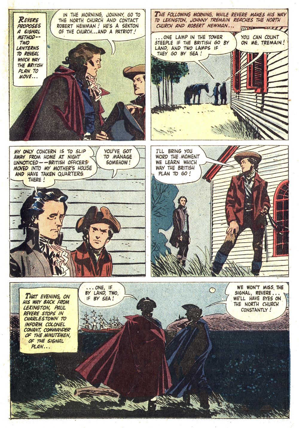 Four Color Comics issue 822 - Page 11