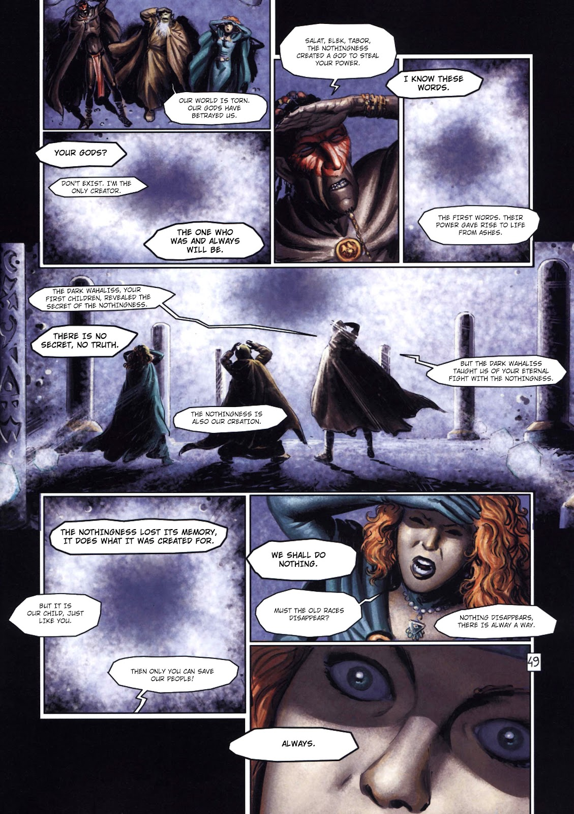 Read online Orks comic -  Issue #2 - 50
