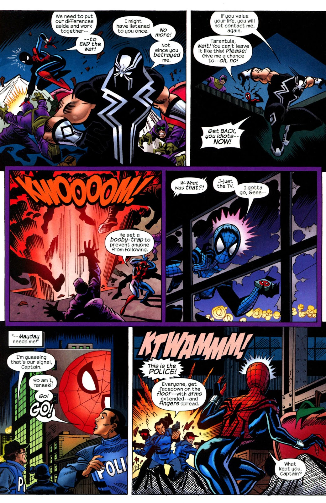 Web of Spider-Man (2009) Issue #6 #6 - English 31