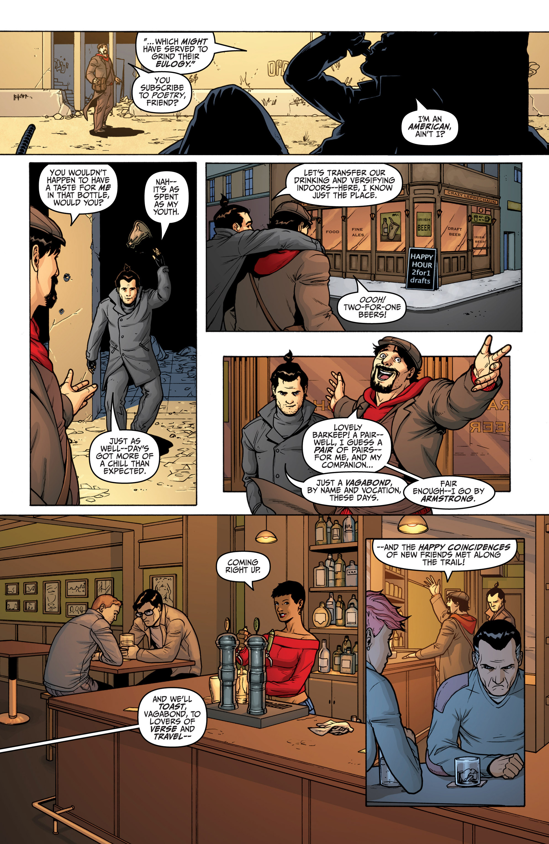 Archer and Armstrong 18 Page 7