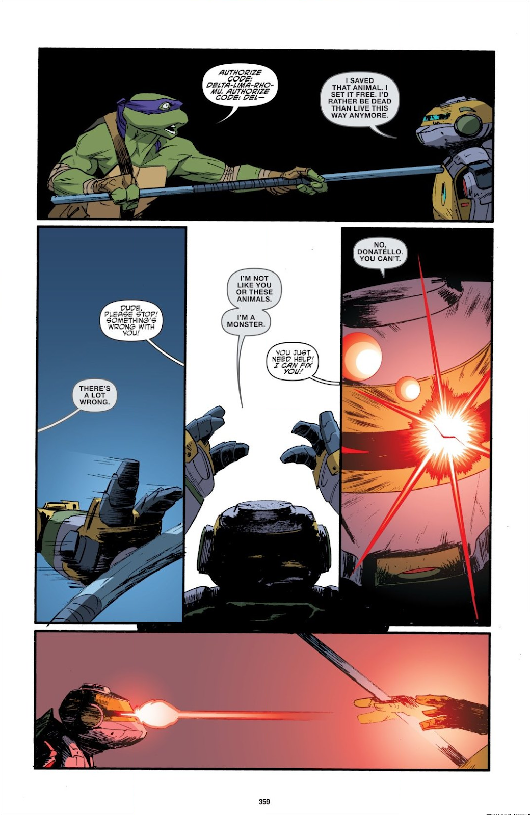 Read online Teenage Mutant Ninja Turtles: The IDW Collection comic -  Issue # TPB 8 (Part 4) - 57