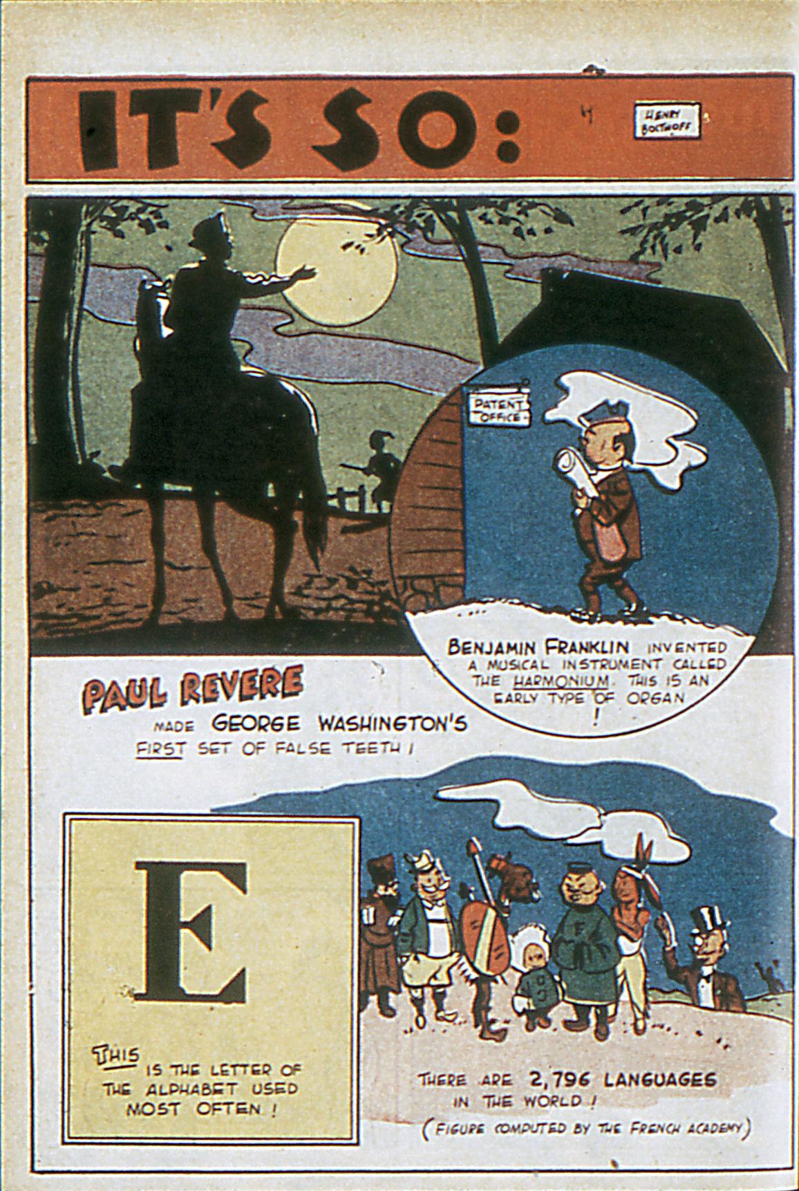 Read online Adventure Comics (1938) comic -  Issue #63 - 31
