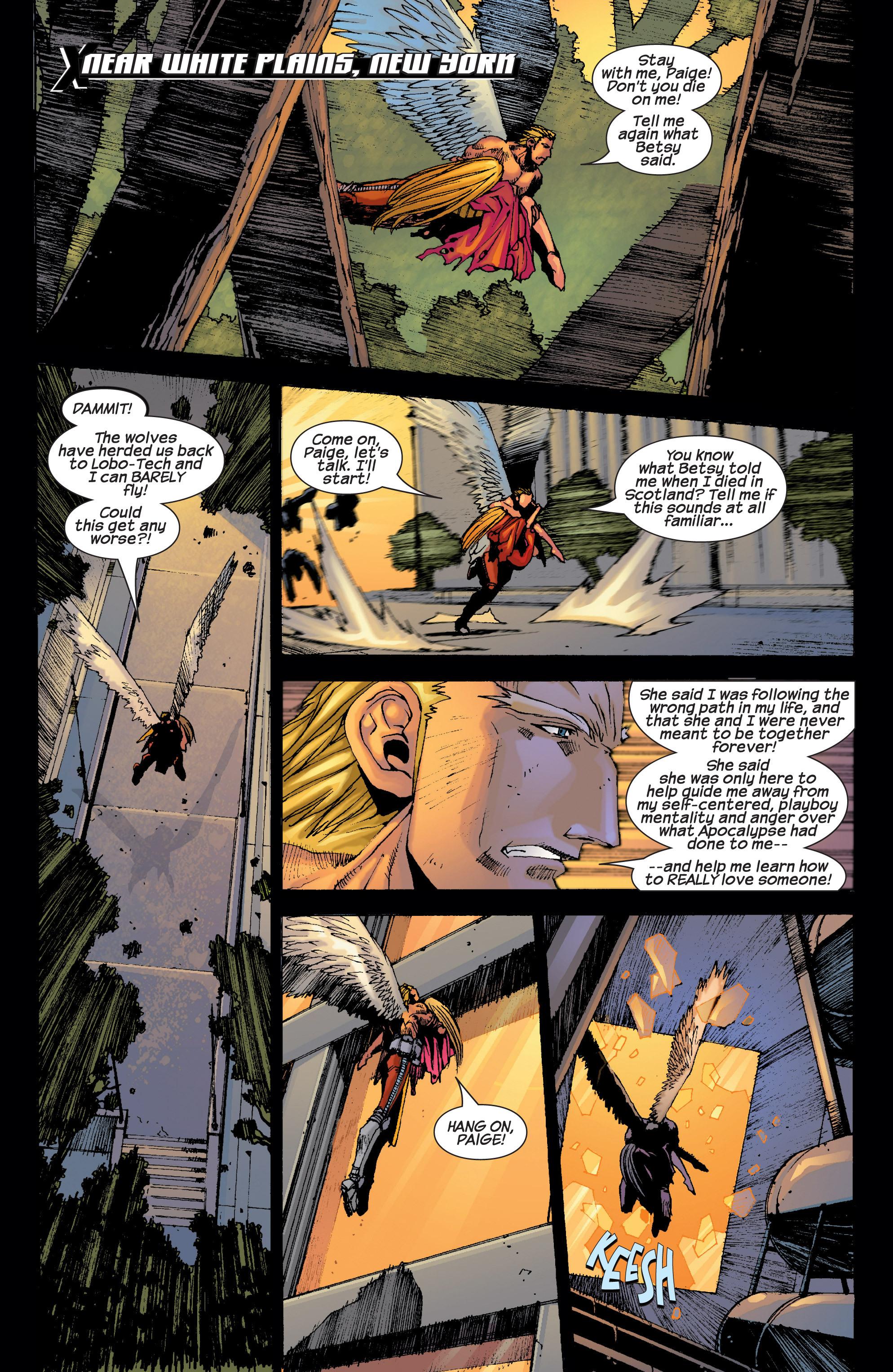 Read online Uncanny X-Men (1963) comic -  Issue #420 - 12