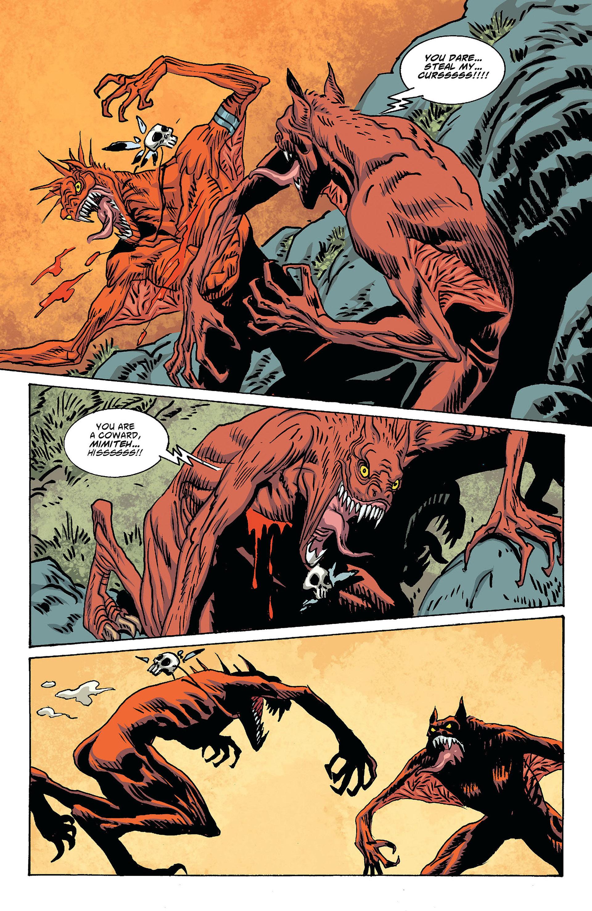 Read online American Vampire comic -  Issue #21 - 10