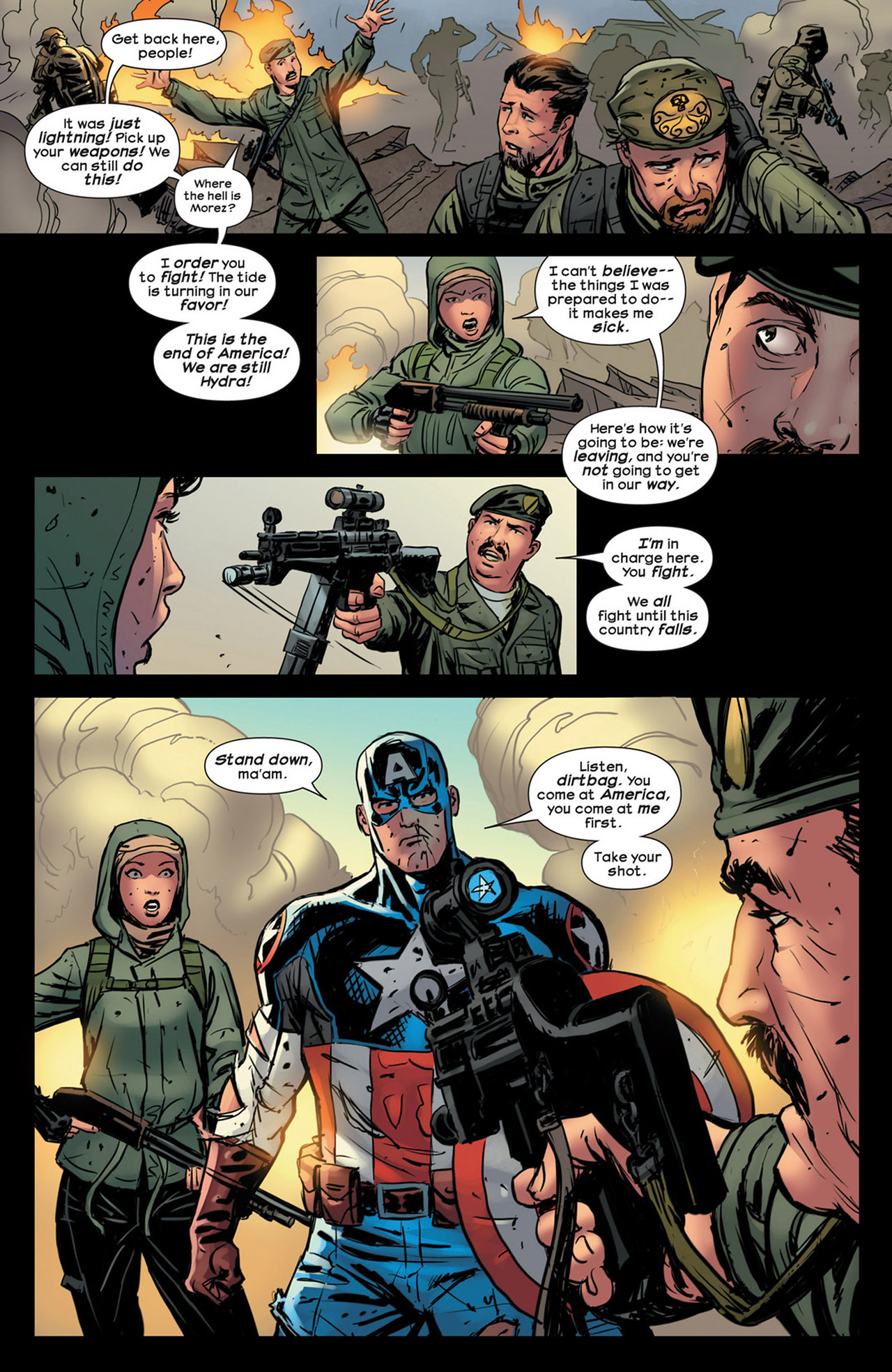 Read online Ultimate Comics Ultimates comic -  Issue #18 - 20