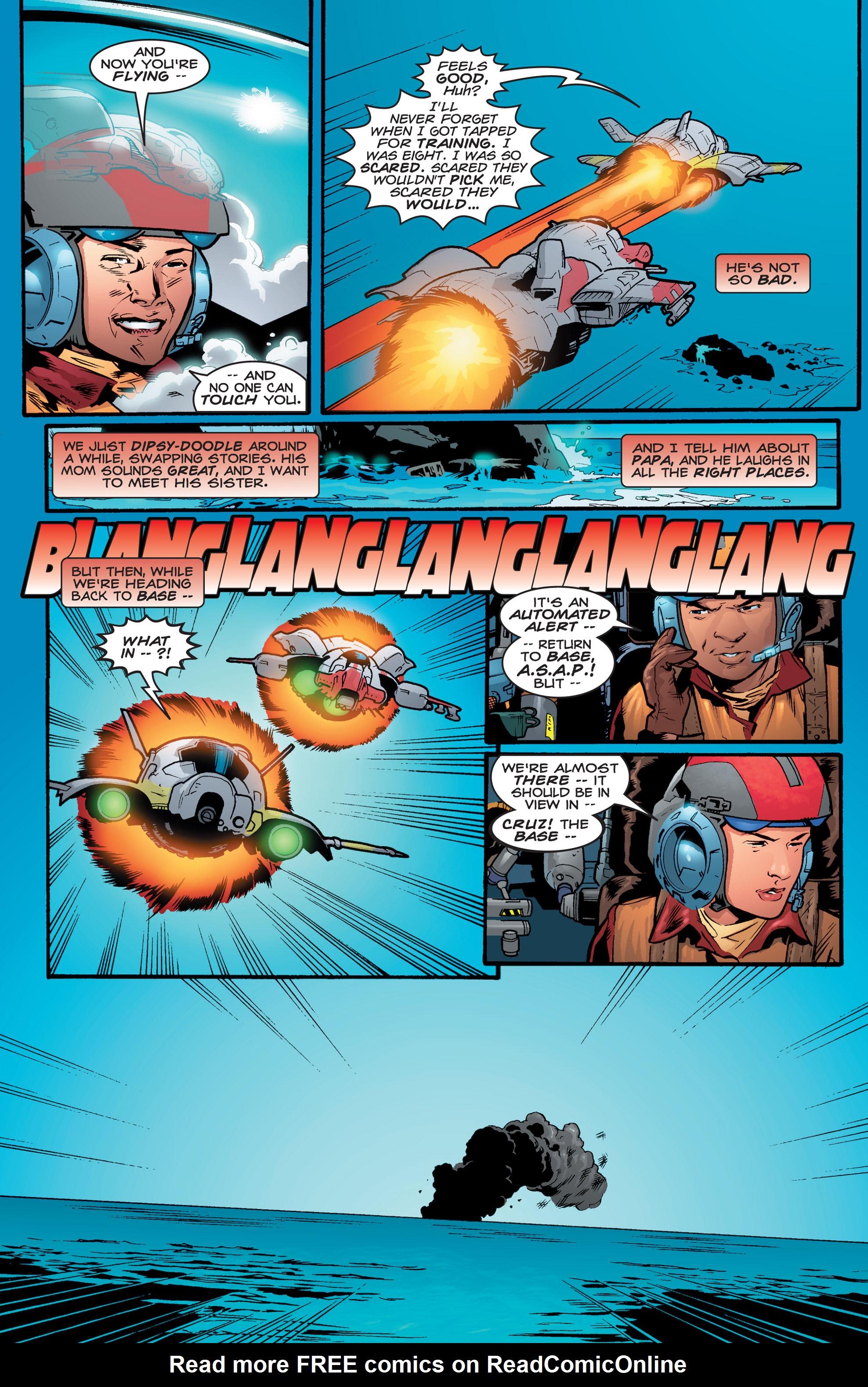 Read online Shockrockets comic -  Issue # TPB - 108