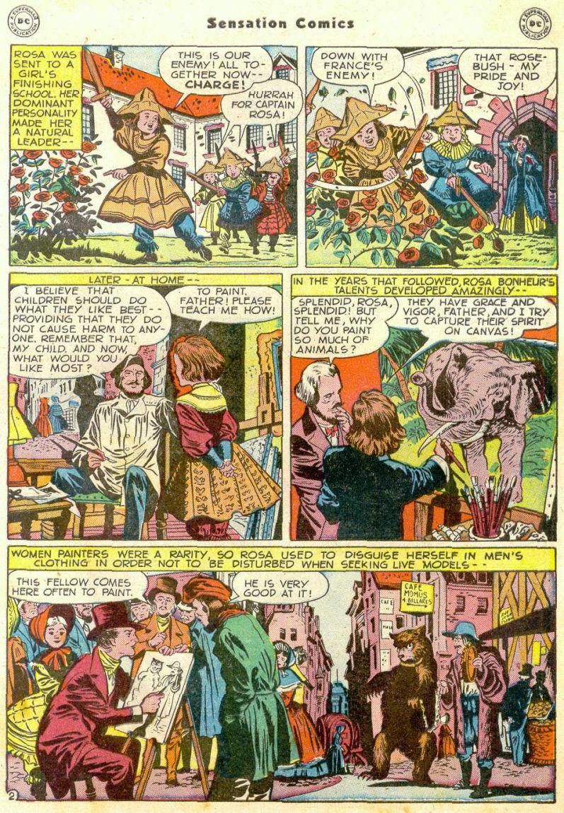 Read online Sensation (Mystery) Comics comic -  Issue #75 - 38
