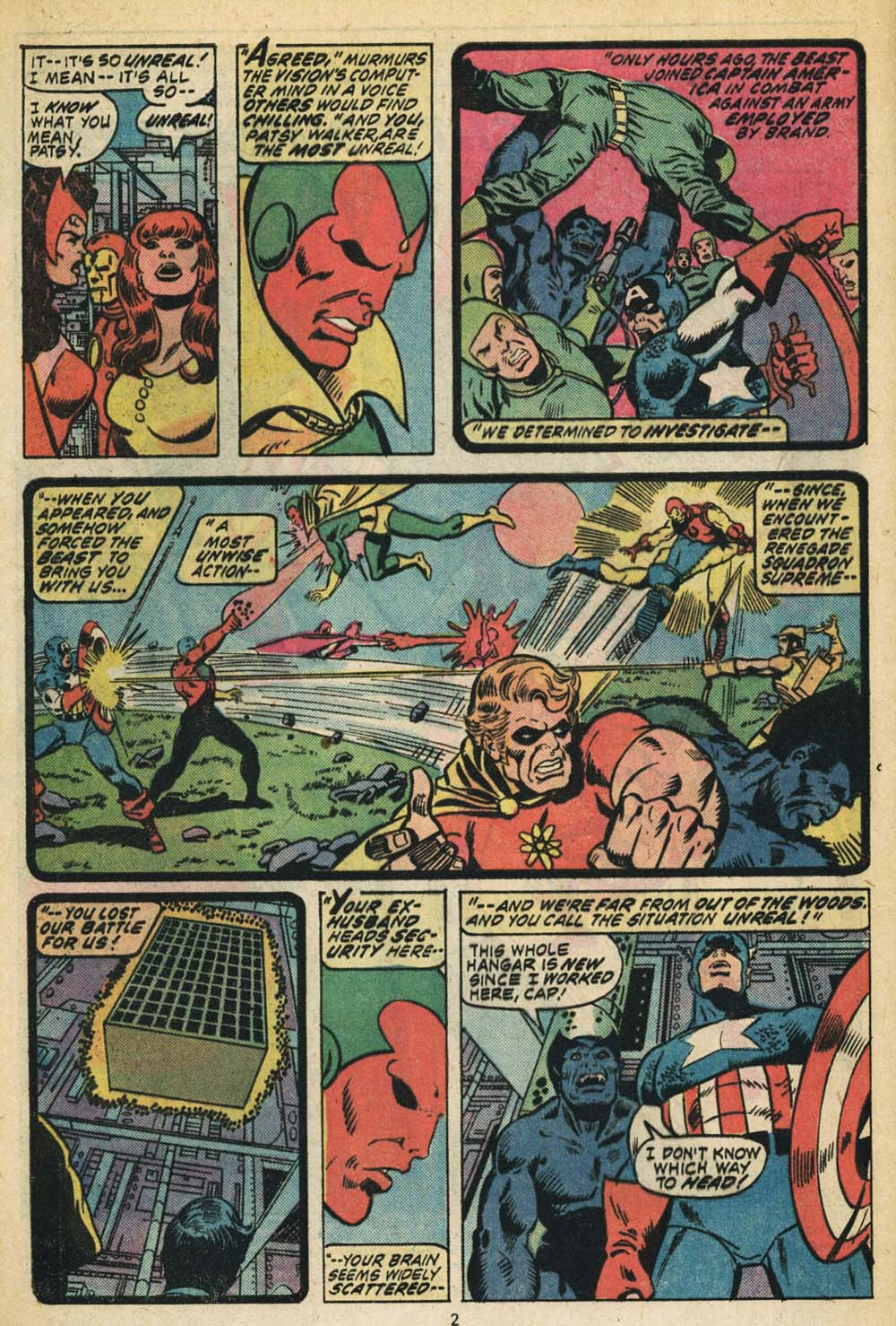 The Avengers (1963) 144 Page 2