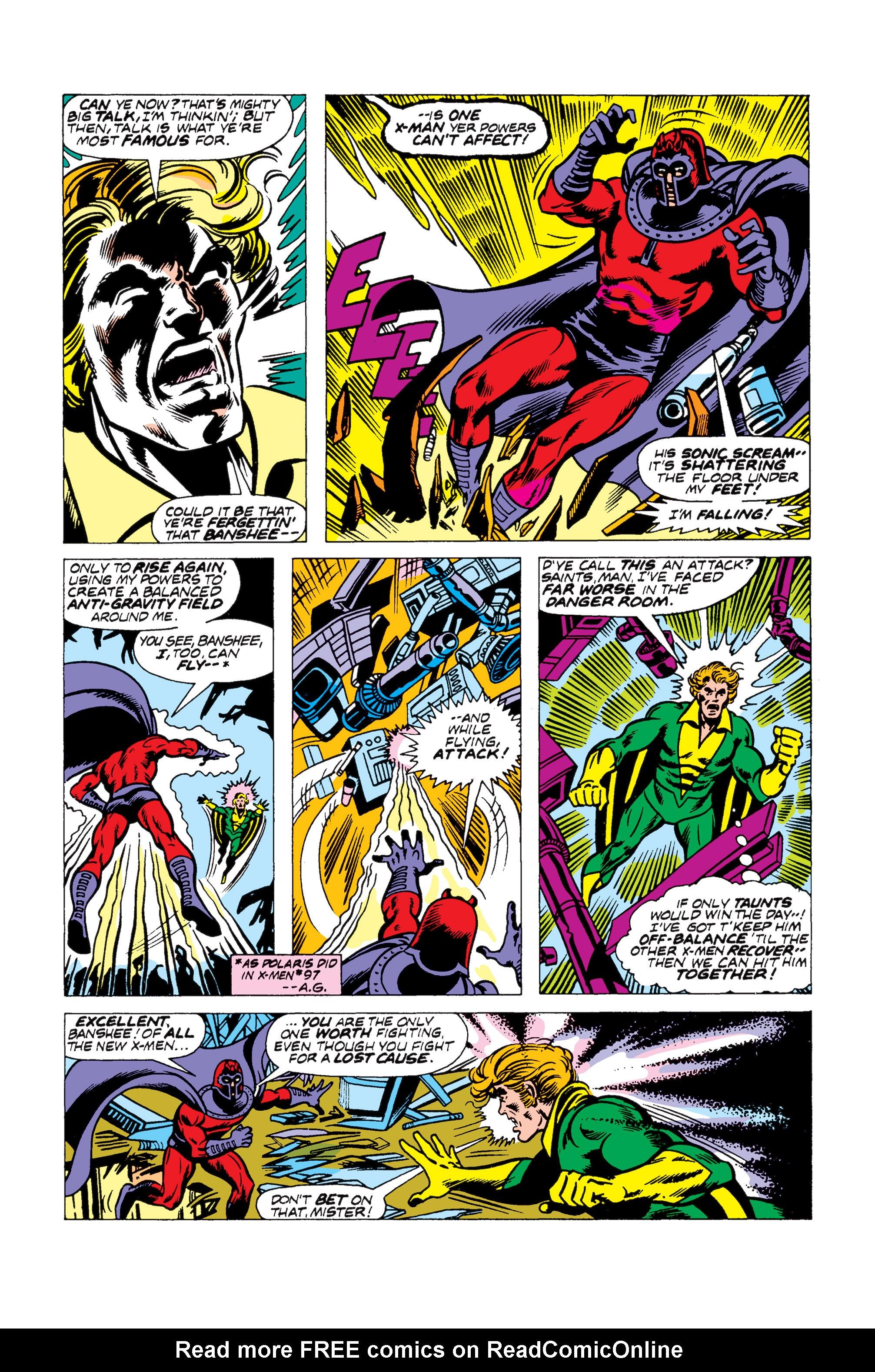 Read online Uncanny X-Men (1963) comic -  Issue #104 - 13