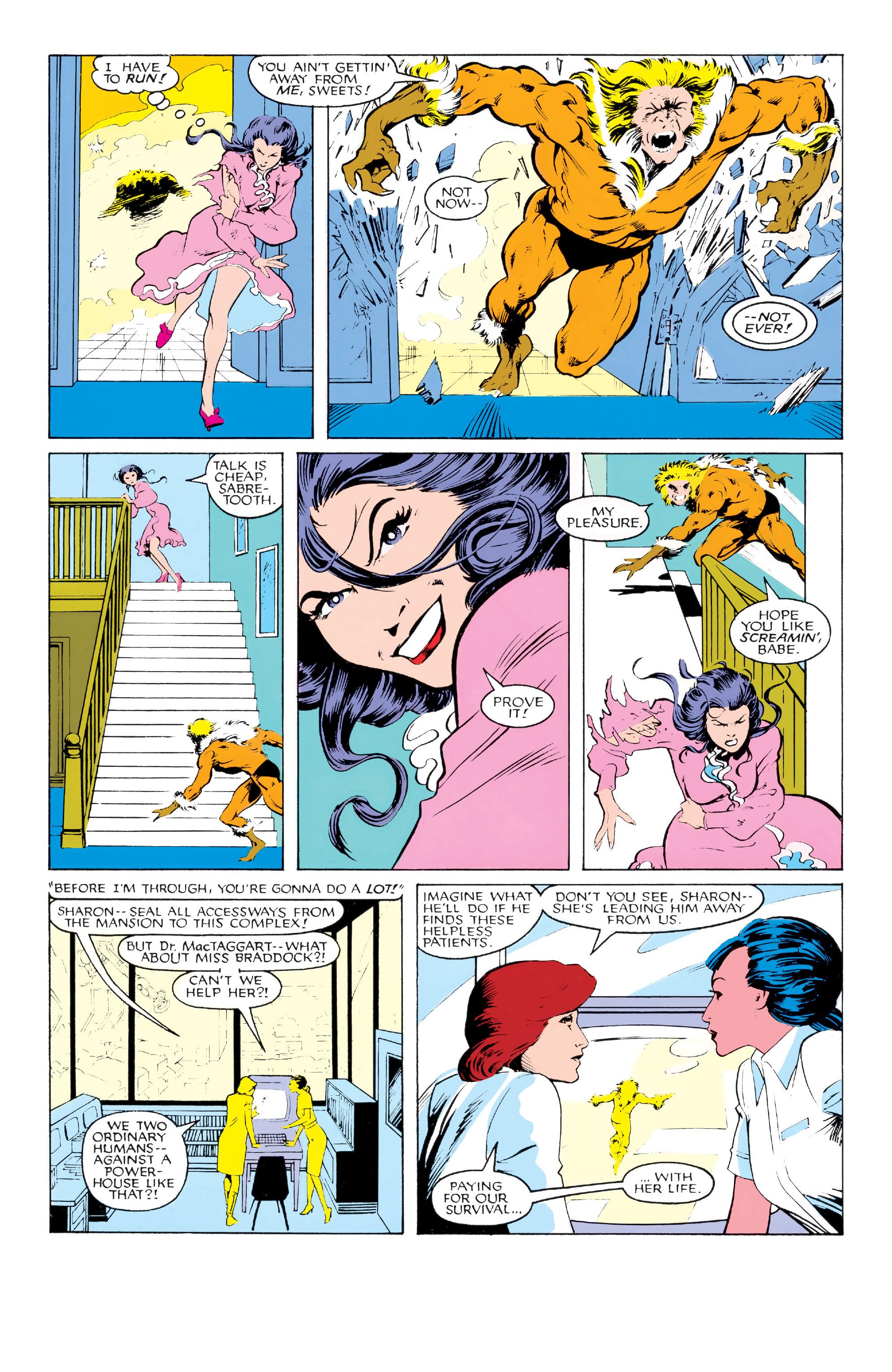 Read online Uncanny X-Men (1963) comic -  Issue #213 - 13