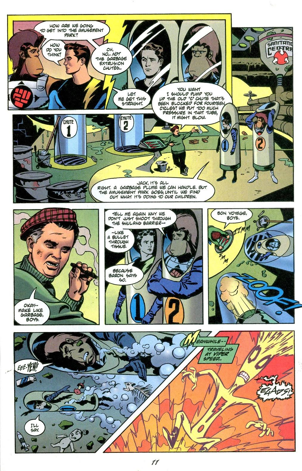 Read online Nexus Meets Madman comic -  Issue # Full - 13