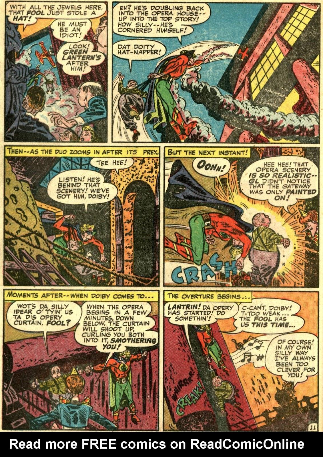Comic Cavalcade issue 27 - Page 40
