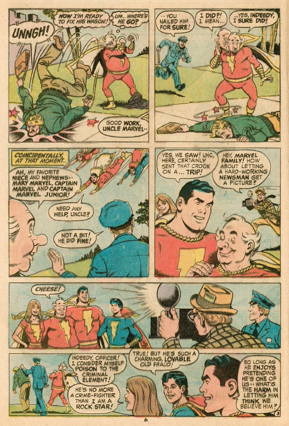 Read online Shazam! (1973) comic -  Issue #14 - 5