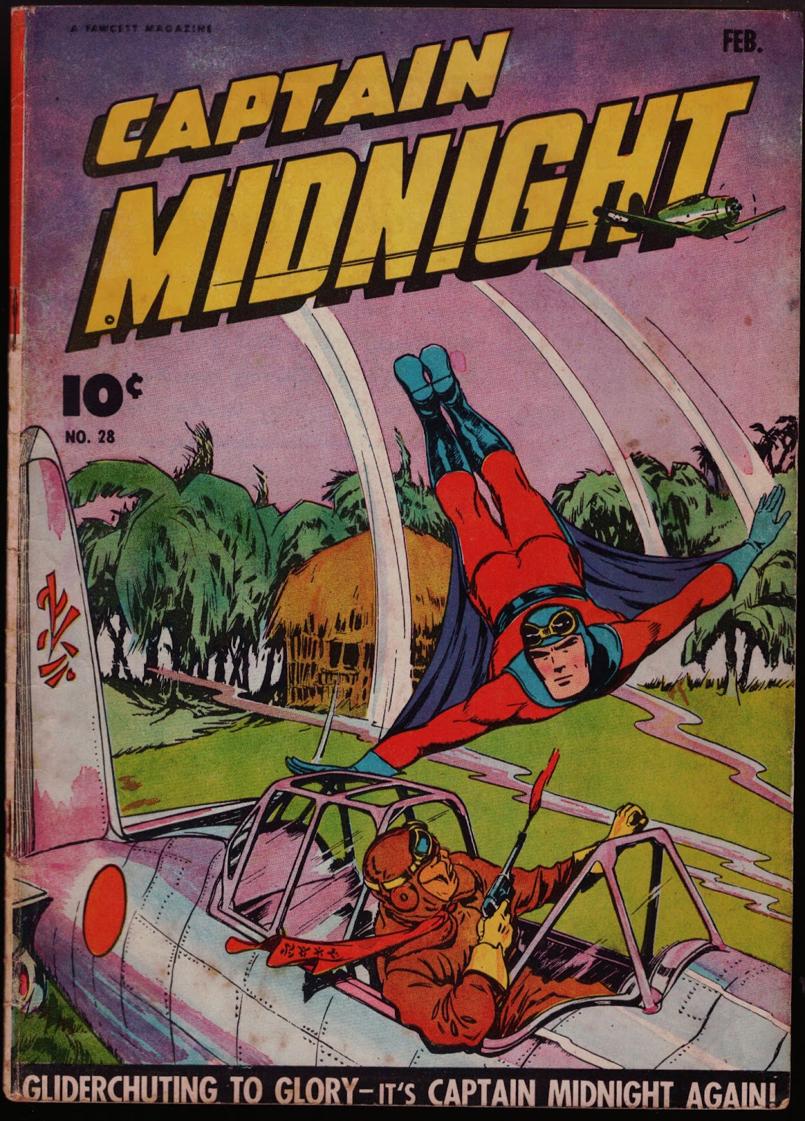 Captain Midnight (1942) issue 28 - Page 1