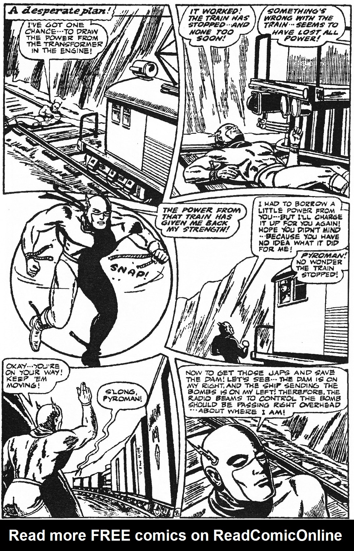 Read online Men of Mystery Comics comic -  Issue #84 - 53