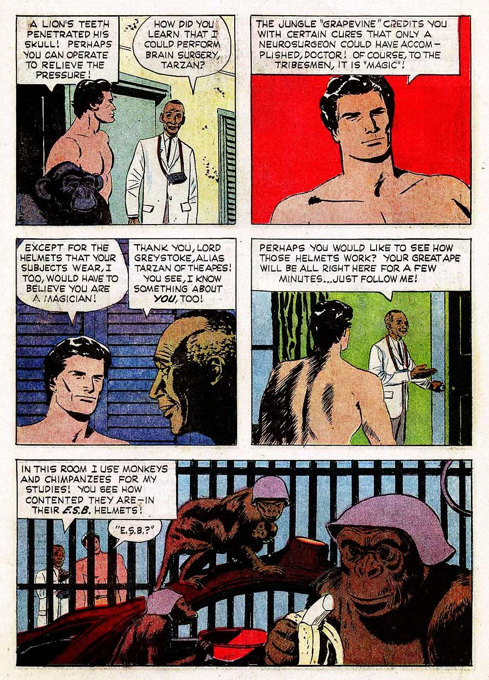 Tarzan (1962) issue 139 - Page 11