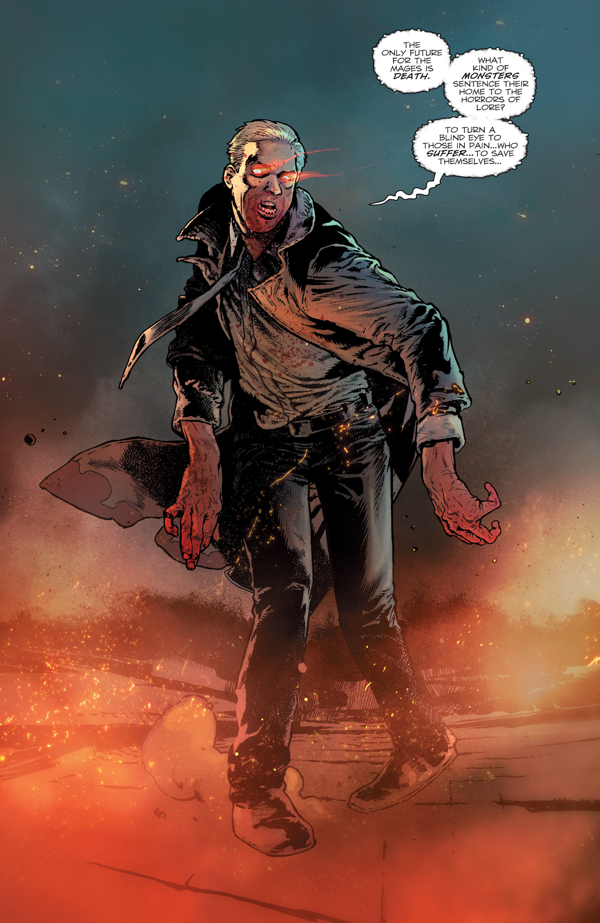 Read online Birthright (2014) comic -  Issue #24 - 17