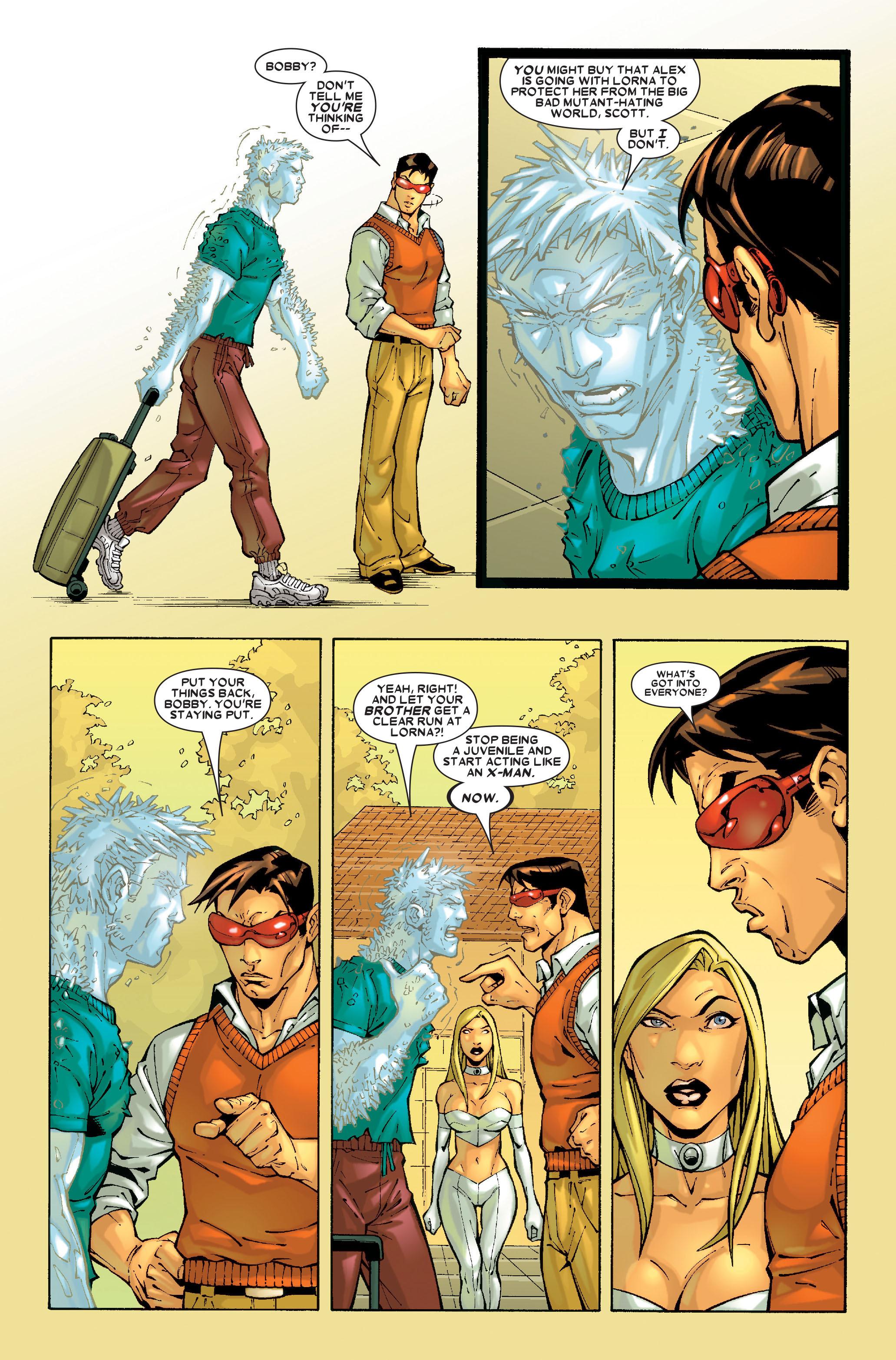 X-Men (1991) 180 Page 4