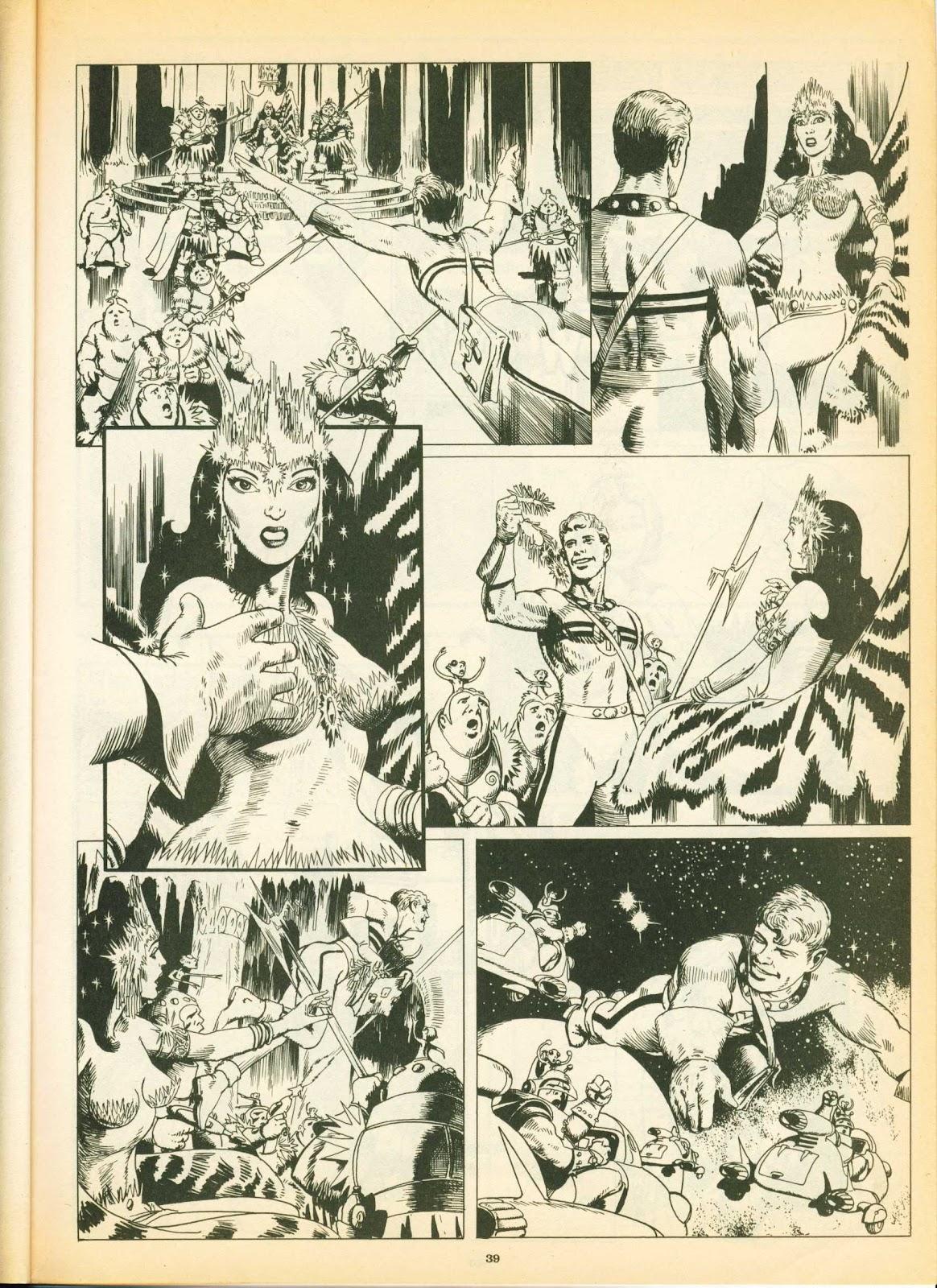 Warrior Issue #12 #13 - English 39