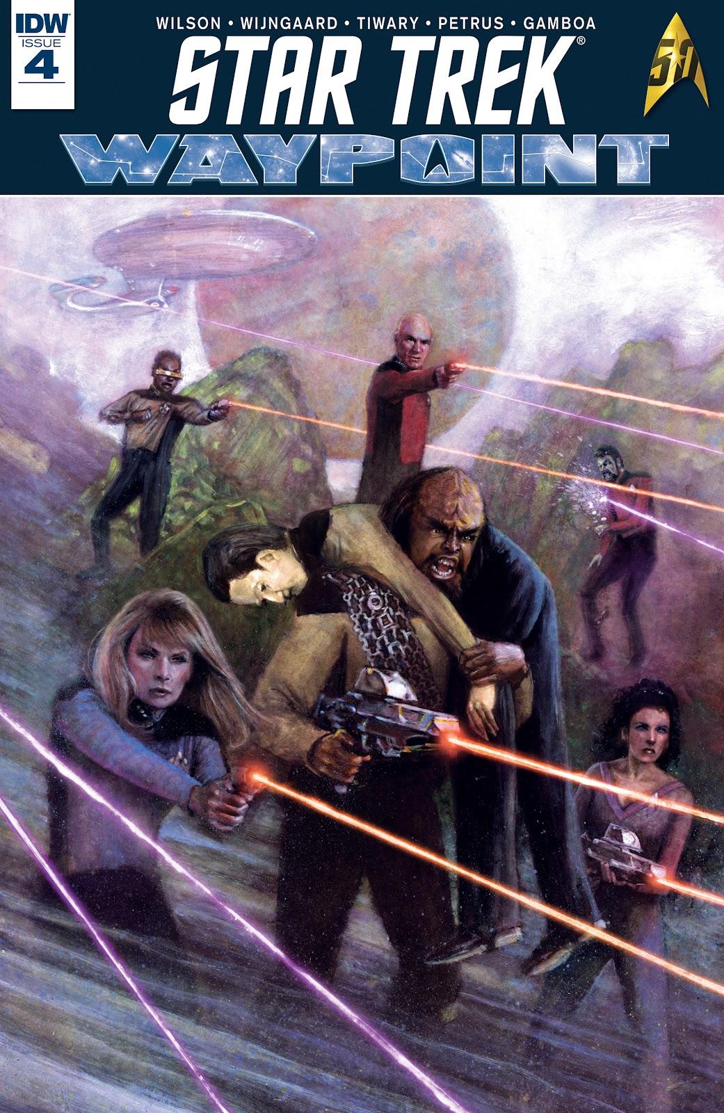 Star Trek: Waypoint 4 Page 1